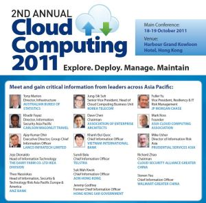 2nd Cloud Computing 2011